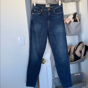 Nico High Rise Jeans
